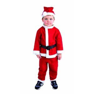 Déguisement Père Noël garçon éco