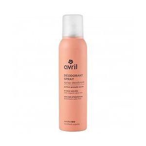 Avril Déodorant Spray - Spray deodorant parfum grenade sucrée