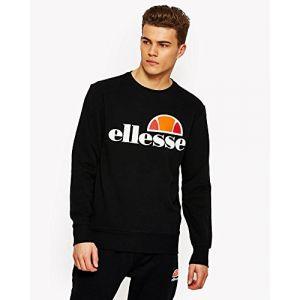 ELLESSE Succiso SHS01148 Sweatshirt pour Homme M Gris