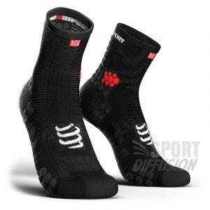 Compressport Pro Racing Socks V3.0 Run High black
