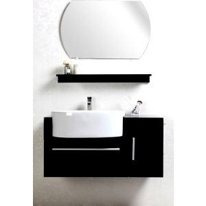 Miliboo Meuble sous vasque Sullivan pour salle de bain