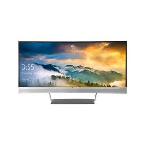 "HP EliteDisplay S340C - Écran LED incurvé 34"""