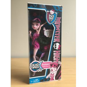 Mattel Monster High Draculaura Dead Tired
