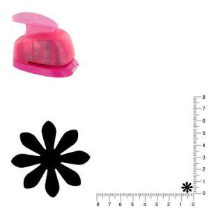 Artémio Mini perforatrice - Fleur daisy - 1 cm