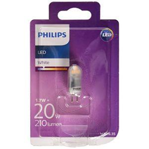 Philips Ampoule LED Capsule culot GY6.35 1 - 7W équivalent 20W Blanc neutre 12V