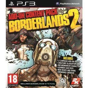 Borderlands 2 - Add-on du jeu [PS3]