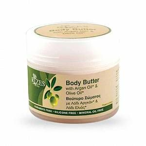 Rizes Crete Body butter with argan oil & olive oil