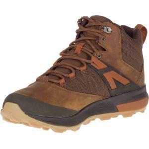 Merrell Boots ZION MID GTX Marron - Taille 40,41,42,43,44,45,46,47