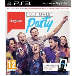 Image de SingStar : Ultimate Party [PS3]
