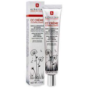 Erborian CC crème à la centella asiatica, 45ml