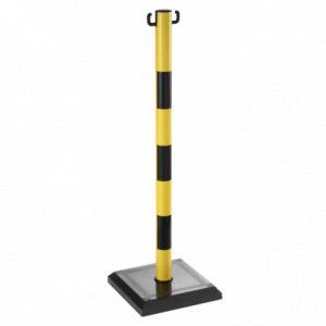 Facom Poteaux de consignation jaune et noir EV.BAP