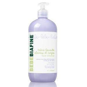 Bebebiafine Crème lavante cheveux et corps - 1 L