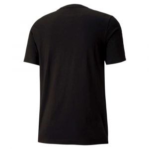 Puma Amplified Tee T-Shirt Homme, Black, FR (Taille Fabricant : XL)
