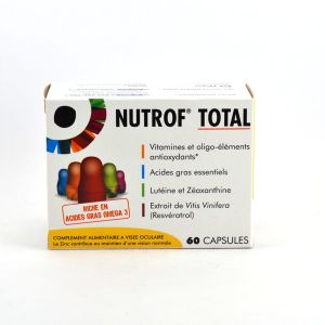 Théa Nutrof Total, 60 capsules
