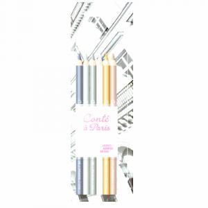 Conté à paris 6 crayons esquisse - Conté