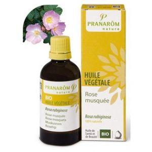 Pranarôm Huile Bio Rose musquée du Chili - 50 ml