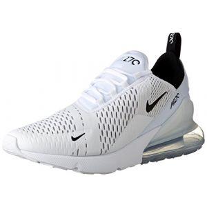 online shop fresh styles exquisite design Nike Chaussure Air Max 270 Homme - Blanc - Taille 45 - Comparer avec  Touslesprix.com