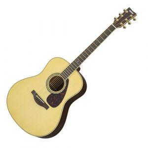 Yamaha LL6 ARE Natural guitare électro-acoustique folk