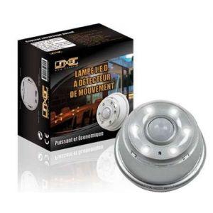 Linxor Lampe détecteur de mouvement infrarouge 6 Leds