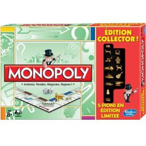 Hasbro Monopoly Classique Collector
