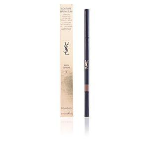 Yves Saint Laurent Couture Brow Slim 2 Brun Cendré - Crayon sourcils ultra fin tenue 1 jour Waterproof