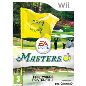 Tiger Woods PGA Tour 12 : Masters [Wii]