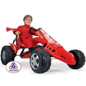 Injusa Kart à pédales Dune Monster