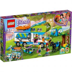 Lego 41339 - Friends : Le camping-car de Mia