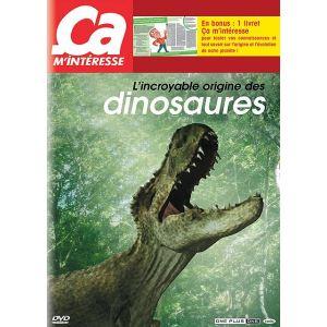 Ca m'intéresse - Volume 1 : L'Incroyable Origine Des Dinosaures