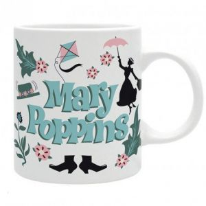 Abystyle Disney - Mary Poppins - Mug -320 ML - Mary Poppins