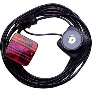 Sodise 16137 - Kit de signalisation arrière magnétique de 7,5m