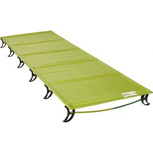 Therm-a-Rest LuxuryLite UltraLite Cot - Lit de camp taille Regular, vert