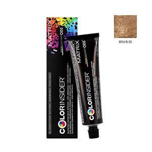 Matrix Teinture Permanent ColorInsider 8,32/8GV Blond Clair Doré Violet 60 ml