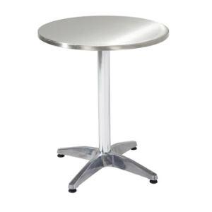 Hesperide Table de jardin ronde Ciudadella en aluminium Ø60 x 70 cm ...