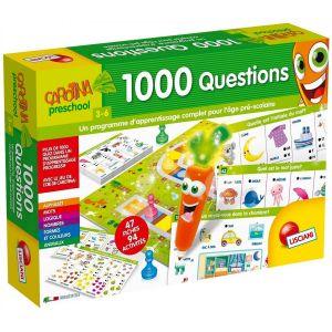 Lisciani Giochi Jeu éducatif 1000 questions