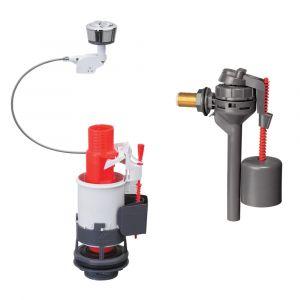 Wirquin Mécanisme économiseur d'eau robinet ultra-compact