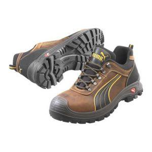 Puma Safety Chaussure basse de sécurité bâtiment, S3 HRO 640730, Taille : 39 -