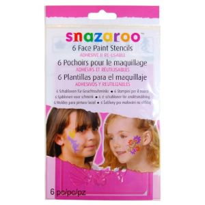 Snazaroo Pochoirs Tatouages Filles