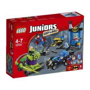 Lego 10724 - Juniors : Batman et Superman contre Lex Luthor