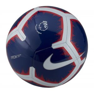 Nike Ballon de football Premier League Pitch - Bleu - Taille 5 - Unisex