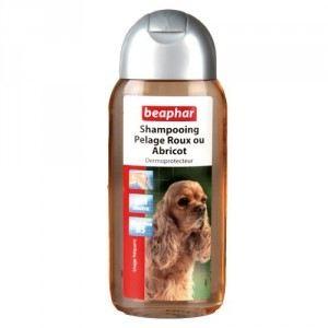 Beaphar Shampooing dermoprotecteur pelage roux ou abricot (200 ml)