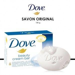 Dove Pain de toilette, cream bar - Boite de 100 g