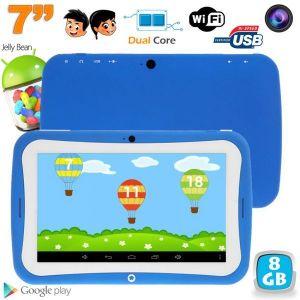 """Yonis Y-tte5g8 - Tablette tactile enfant éducative 7"""" 8 Go sous Android 4.2.2"""