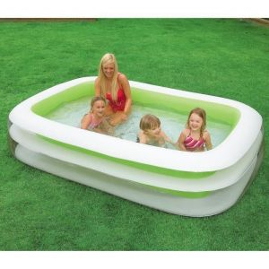 Intex Piscine gonflable Cancun