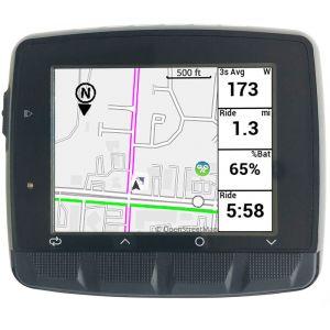 Stages Cycling Dash L50 Compteur GPS de vélo, black GPS de route