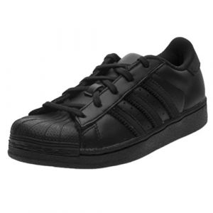 Adidas Superstar C Mixte Enfant, Noir Negbas, 29 EU