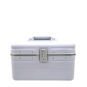 Davidt's Vanity case rigide Betty 38 cm Light Grey blanc