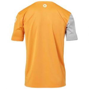 Kettler Maillot Handball Core 2, 0 Homme Orange/Gris Chiné XXL
