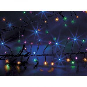 Guirlande l ineuse extérieur Boa 720 LED Multicolore