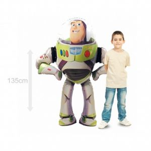 Ballon aluminium grande taille Buzz l'Eclair Toy Story